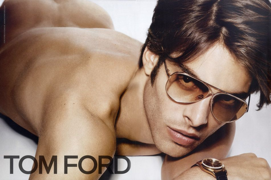 jon kortajarena h. Jon Kortajarena for Tom Ford