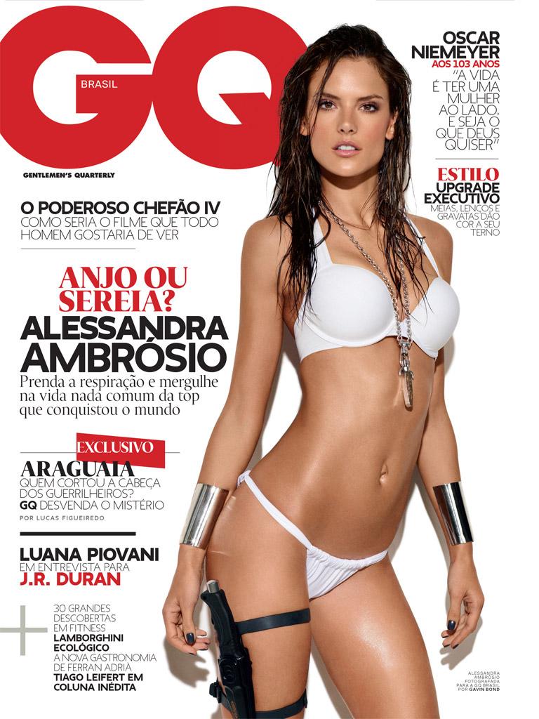 alessandra ambrosio gq brazil 2011. alessandra ambrosio for gq